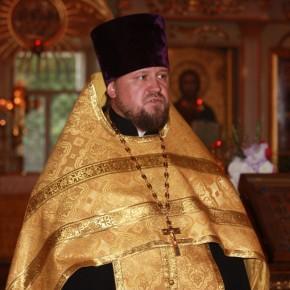 Слово благочинного Петушинского церковного округа протоиерея Сергия Берёзкина