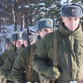 Защита отечества в надёжных руках