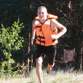Спасатели на Чёрном озере