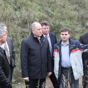 Главный федеральный инспектор по Владимирской области посетил город Покров