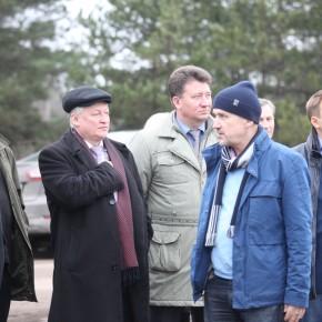 Анатолий Карпов посетил Петушинский район