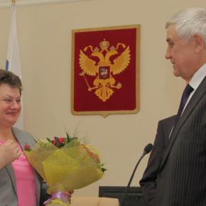 Полномочный представитель президента в цфо александр беглов представил светлану орлову ...