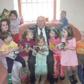 Андрей Кутафин и его семья