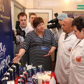 """Светлана орлова: """"мы будем поддерживать своего производителя"""""""