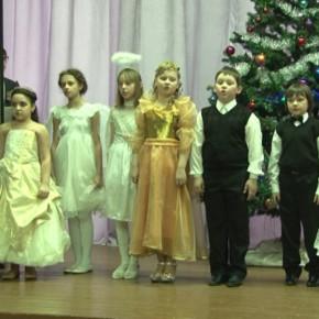 Детский рождественский фестиваль