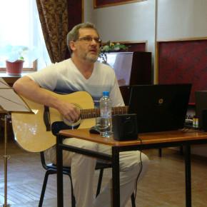 Рассказы о бардовской песне