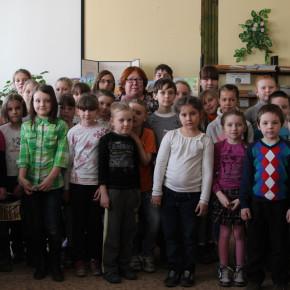 Покровской детской библиотеке 60 лет