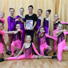 Танцевальный коллектив «Инфинити» - призёр фестиваля