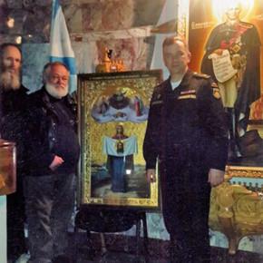 Икона Порт-Артурской Божией Матери в Севастополе