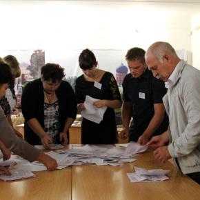 Выборы депутатов района состоялись
