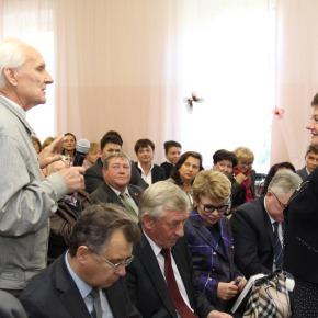 Губернатор Светлана Орлова: «Я говорила, что всё проверю лично!»