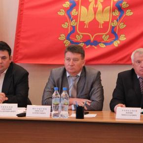 Депутаты выбрали главу Петушинского района