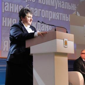 """Светлана Орлова: """"В сфере ЖКХ надо руководствоваться интересами человека!"""""""