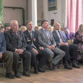 Марковской школе 120 лет
