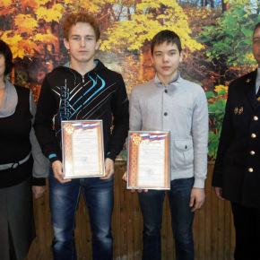 Сотрудники ОМВД посетили среднюю школу № 3 г. Петушки