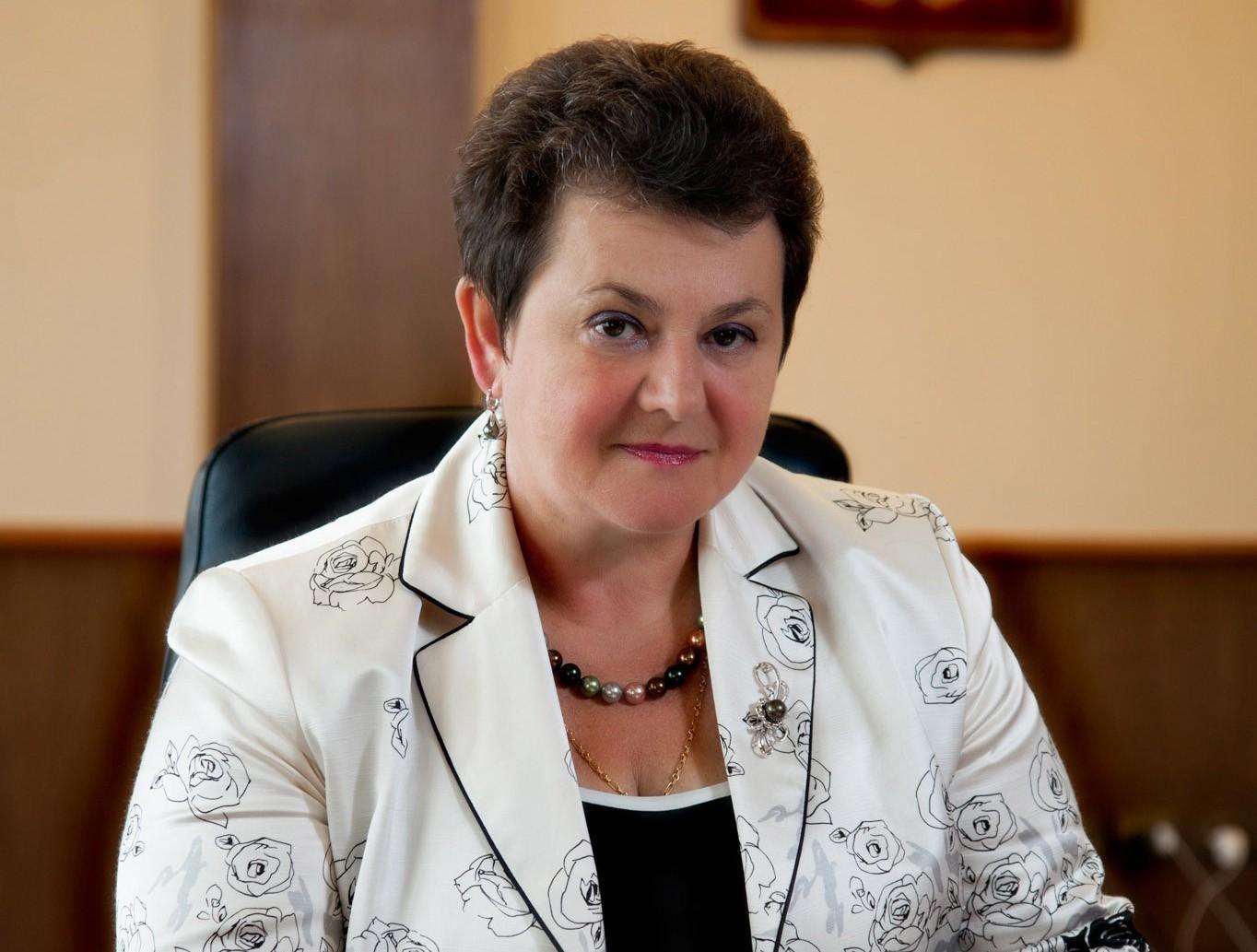 Губернатор Владимирской области С.Ю. Орлова