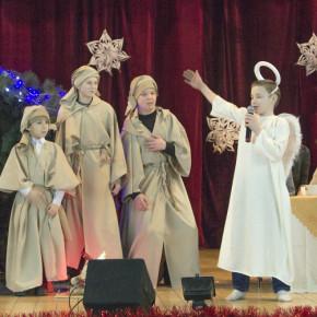 Новогодние праздники в Покрове