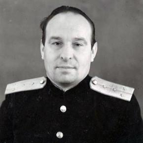 Василий Никитович Инюшин