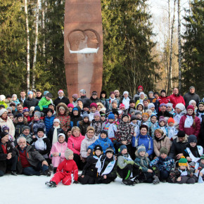 Юбилейный лыжный пробег