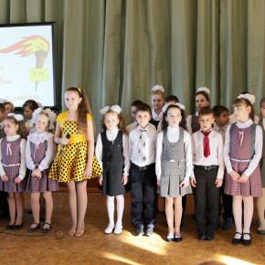 Сотый выпуск школьной газеты «Прометей»