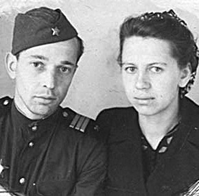 Андрей Горшков – радист миномётного полка
