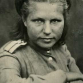 Лейтенант медицинской службы Елизавета Кубрина