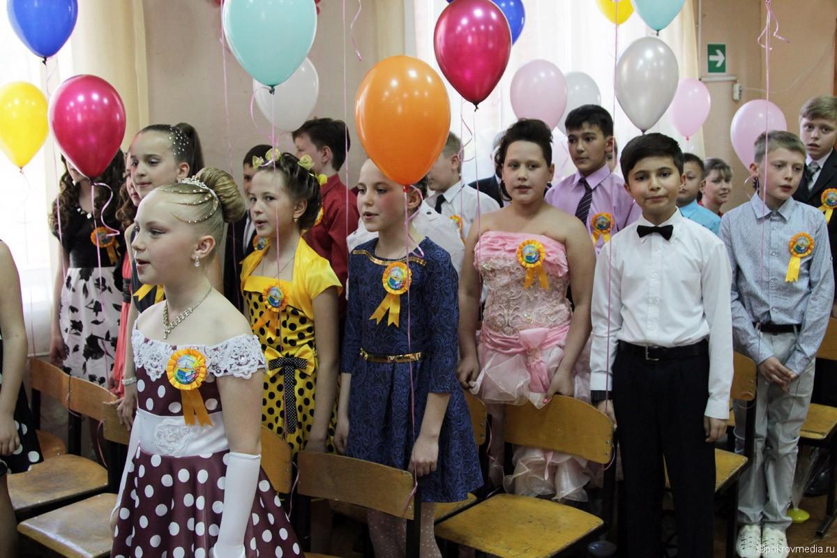 Выпускники начальной школы