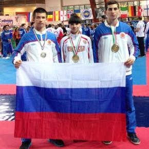 Покровские тхеквондисты привезли из Италии 4 медали