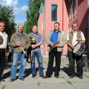 Традиции духовой музыки в Покрове