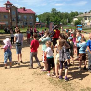 День защиты детей на Введенском