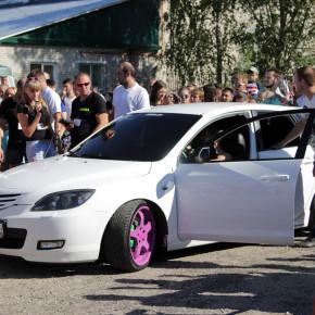 Автошоу на стадионе «Покровский»