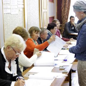 Итоги выборов в Покрове