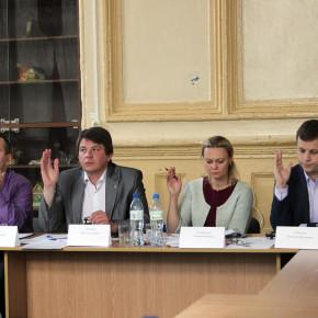 Первое заседание СНД шестого созыва