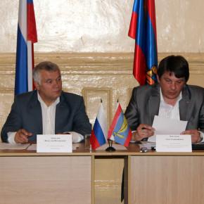 Совет народных депутатов. Заседание от 23 октября