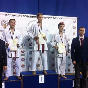 Новый чемпион России из Покрова