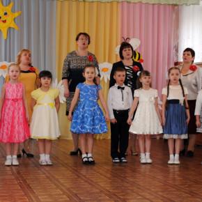Семинар – эстафета «Пчёлка – 2016» в детском саду № 3
