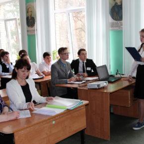 «Покров: Шаг в будущее». Научно-практическая конференция в Покровской средней школе № 1