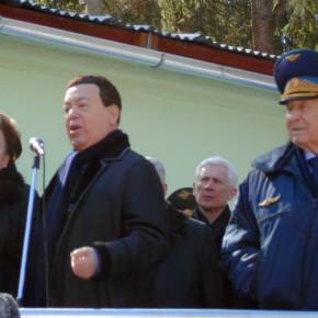 Алексей Леонов: «Я готов низко поклониться каждому за то, что все  сегодня здесь»