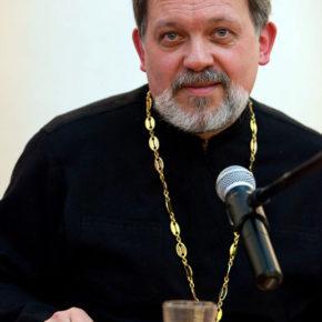 Писатель Александр Дьяченко и его новая книга