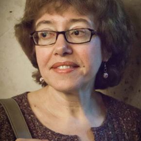 Марина Бородицкая в Покрове
