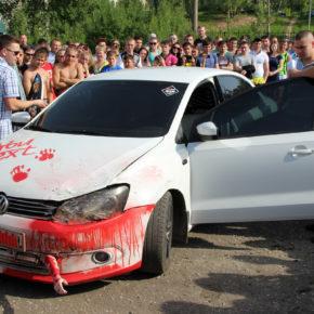 Фестиваль тюнинга и автозвука «PROauto»