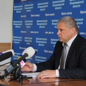 Алексей Конышев: «Большинство предприятий области работает стабильно, по новым проектам»