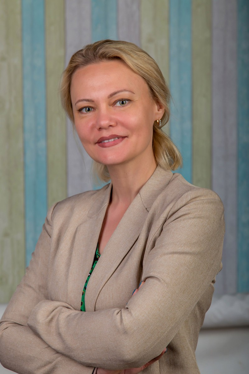 Эльвира Юрьевна Кондрашова