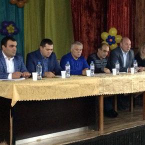 Заседание армянской диаспоры