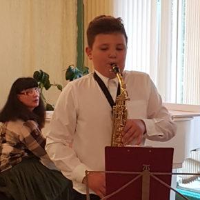 В Покрове отметили Международный день музыки