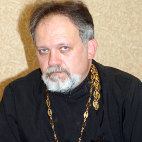 Александр Брагар: «Живи под кровом веры благодатной»