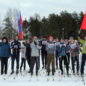 «Лыжня России» в Петушинском районе