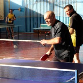 В Покрове прошёл турнир по настольному теннису