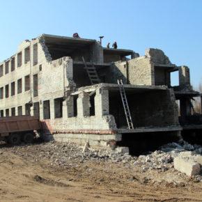 Началась подготовка к строительству новой школы в Покрове