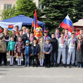 «Золотой петушок» в традициях русской ярмарки